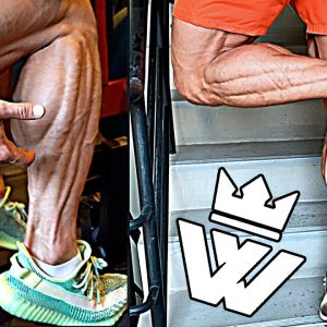 10 Bodybuilding EXERCISES for Strong CALVES and LEGS