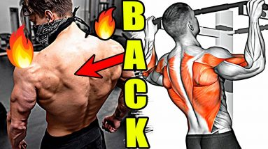 11 Exercises to Build A Big BACK Workout