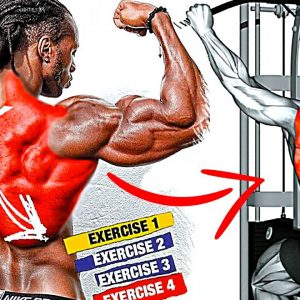 8 Exercises To Build A WIDE BACK!
