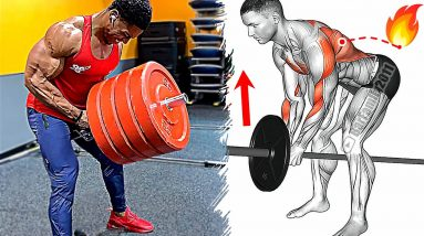 How To Build Your V-Taper Back (10 Effective Exercise)