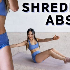 SHREDDED ABS Workout | 500 Reps Ab Challenge