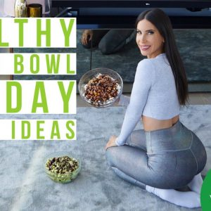 SUPER BOWL SUNDAY RECIPE IDEAS | IN THE KITCHEN WITH JEN | JEN SELTER