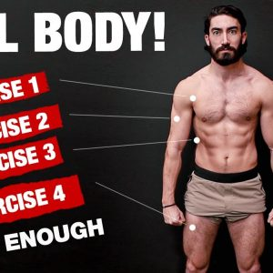 The PERFECT Beginner Workout (Sets and Reps Included)