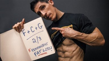 THIS is How to Lose Fat (WORKS EVERY TIME!)