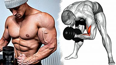 WORKOUT ARM DAY: Forearms, Biceps,Triceps