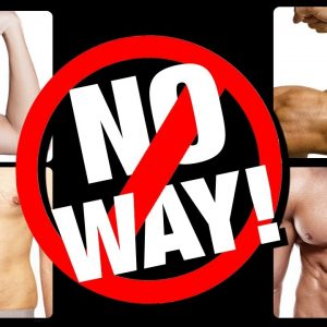 You CAN'T Build Muscle and Burn Fat at the Same Time!!