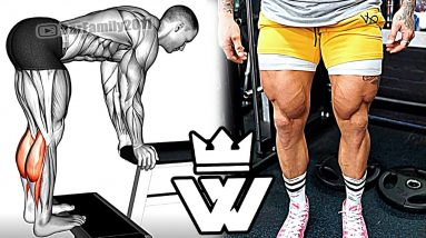 10 Best Leg Exercises and Calves Workouts