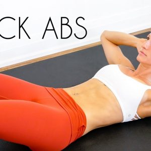 12 MIN TOTAL CORE/AB WORKOUT (At Home No Equipment)