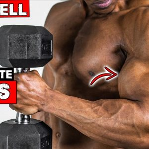 15 MINUTE ARMS | DUMBBELL BICEP AND TRICEP WORKOUT