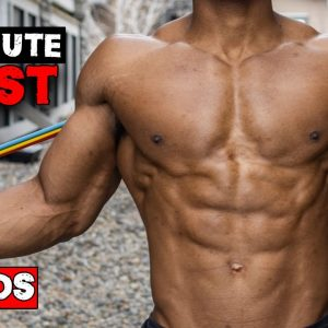 15 MINUTE CHEST WORKOUT WITH FITBEAST RESISTANCE BAND