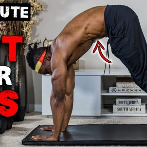15 MINUTE HIIT FOR ABS | LEVEL 2 (NO EQUIPMENT, NO REPEATS)