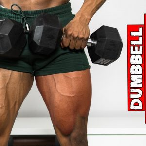 25 MINUTE LEG WORKOUT AT HOME | LIGHT DUMBBELLS ONLY