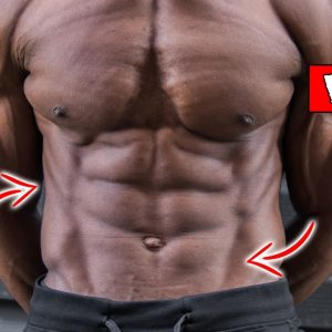 6 MINUTE AB WORKOUT FOR SHREDDED ABS (FOLLOW ALONG)