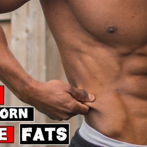 AB WORKOUT FOR LOVE HANDLES | BURN STUBBORN SIDE FAT!