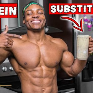 AFFORDABLE PROTEIN SHAKE ALTERNATIVE FOR MUSCLE GAIN AND FAT LOSS.