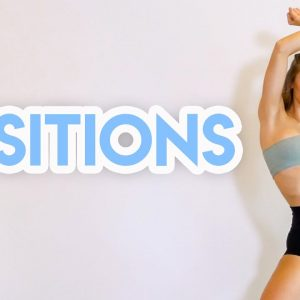 ARIANA GRANDE - POSITIONS Full Body Workout (No Equipment)