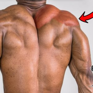 BARBELL ONLY COMPLETE SHOULDER WORKOUT AT HOME | NO BENCH OR RACK