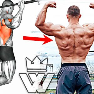 Calisthenics Muscle Workout (Pull-Up, Chin-Up, Muscle-Up)