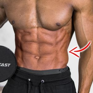 COMPLETE AB WORKOUT AT HOME WITH SLIDERS | FITBEAST SLIDERS