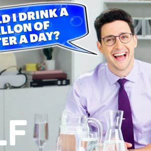 Doctor Mike Answers: How Much Water Should You Drink a Day? | SELF