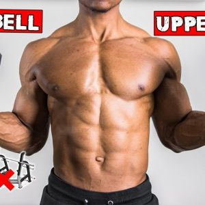 DUMBBELL UPPER BODY WORKOUT AT HOME | NO BENCH NEEDED!
