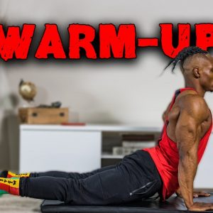 EFFECTIVE WARM UP AND MOBILITY ROUTINE | DO THIS BEFORE EVERY WORKOUT!