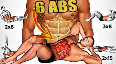 How to Get ABS Fast For Summer (Six Pack ABS)