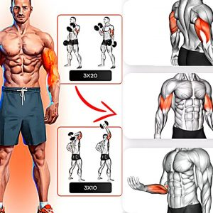 How to Get Bigger Arms: Bicep and Tricep Workouts