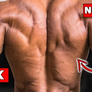 NO GYM BACK WORKOUT AT HOME | NO EQUIPMENT NEEDED!