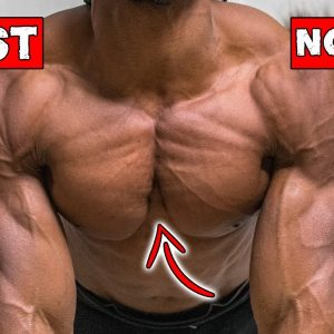 NO GYM CHEST WORKOUT AT HOME | NO EQUIPMENT NEEDED!