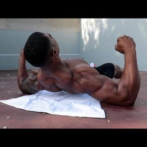 NO GYM FULL BACK ROUTINE | NO GYM EQUIPMENT NEEDED | TRAIN AT HOME