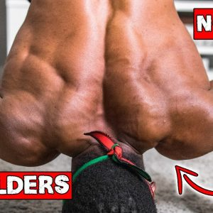 NO GYM SHOULDER WORKOUT AT HOME | NO EQUIPMENT NEEDED!
