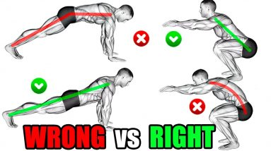 Workout Guide: How to Perform Exercises Correctly?