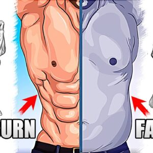 10 min Burning Belly Fat HIIT Cardio Workout