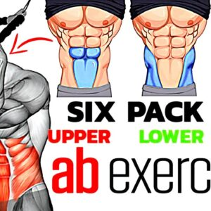 14 Abdominal Exercises to Burn Belly Fat!