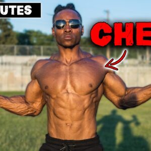 15 MINUTE DUMBBELL ONLY CHEST WORKOUT | NO BENCH NEEDED!