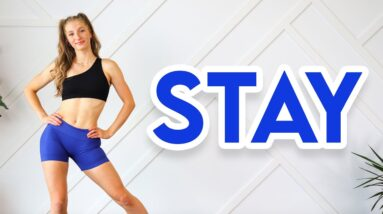 The Kid LAROI, Justin Bieber - Stay FULL BODY WORKOUT