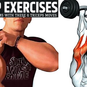 5 Best Exercises for Bigger Arms - Triceps Workout