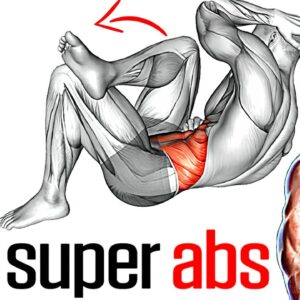 Best ABS Workout (Circuits For Upper Abs, Lower Abs, And Obliques And Core)