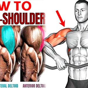 How To Build Shoulder and Trap Muscles Try These Exercises!