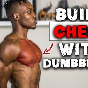 3 DUMBBELL EXERCISES TO ACTIVATE YOUR CHEST MUSCLES + WORKOUT FOR BIGGER PECS!