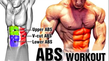 Get Six Pack ABS in 30 Days (Full Abs Workout)