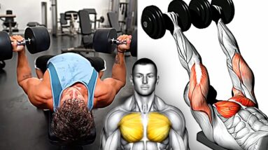 How to Build a Massive Chest Workout 10 Exercises