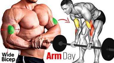 How to Build Big Biceps Fast / GYM Exercise
