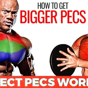 How To Build BIG CHEST Muscles-Try These Exercises!