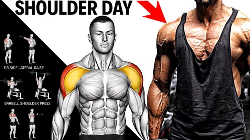 The Best Way to Build Your Shoulders and To Get as Strong as Possible