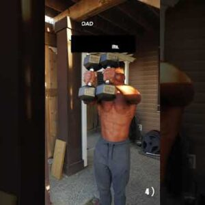 Train your FRONT DELT with DUMBBELLS ONLY!
