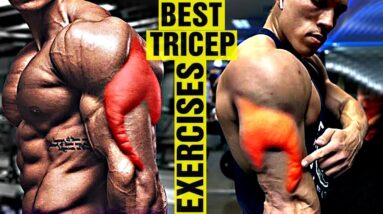 10 Best Tricep Exercises for Massive Arms