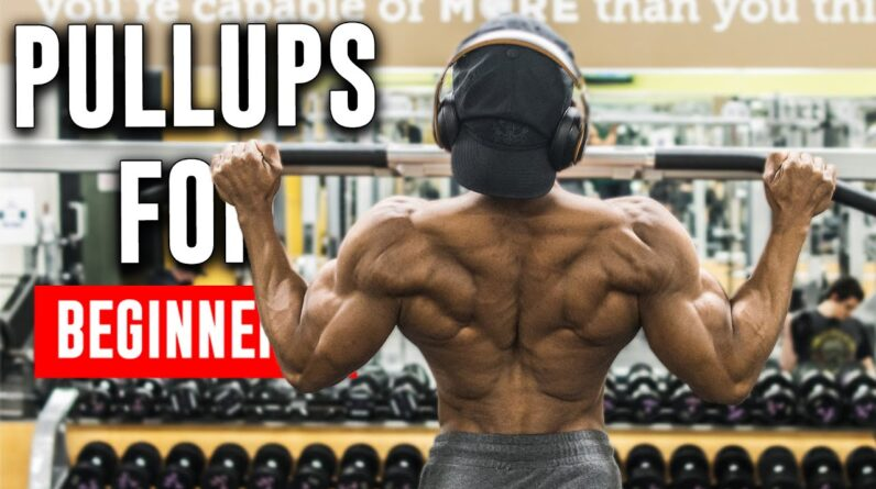 HOW TO DO MORE PULL UPS FOR BEGINNERS!