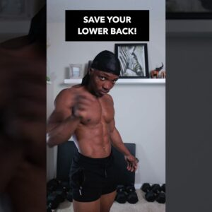 STOP picking up DUMBBELLS like this!